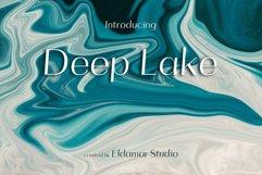 Deep Lake Font Product Image 1