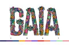 Gaia Font Product Image 1