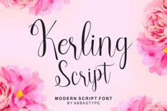 Kerling Script Product Image 1