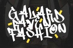 Web Font OLDSCHOOLGRAFFITI Font Product Image 4