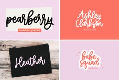 Font Bundle - Handwritten Fonts for Crafters - Almost Autumn Product Image 6