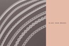 Lace Theme Procreate Brush Bundle Product Image 4
