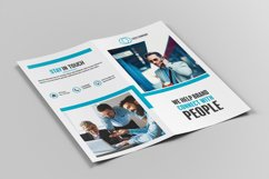 Bifold DL Brochure Template Product Image 3