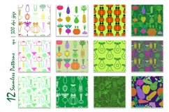 Vegan Food | Patterns and more Product Image 2