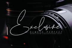 Mowllnew // Signature Font Product Image 3