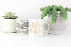 Bloom and Grow, Spring Garden SVG Cut File Product Image 2