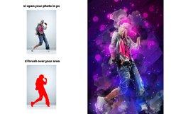 Modern Art Photoshop Action Product Image 2