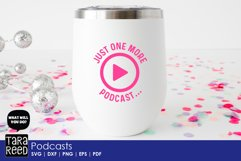 Podcasts - SVG and Cut Files for Crafters Product Image 2