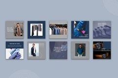 "Elegant Canva Instagram Templates ""Fashion"" Product Image 3"
