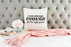 BEST SELLER Positive Affirmation, Recovery, Kindness SVG Product Image 4