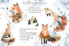 Woodland story Vol.2 Foxes Product Image 3