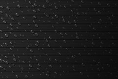 Realistic waterdrops set Product Image 3
