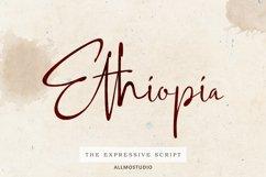 Ethiopia Font Product Image 1