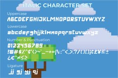 Digitizer - Pixel Font Family Product Image 5