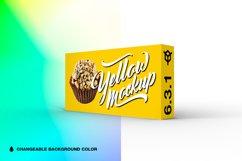 6.3.1 Simple 3D Box Mockup PSD Product Image 1