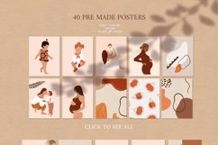 Abstract Graphic Bundle. Modern art Product Image 3