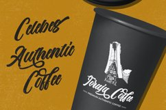 The Anthelope - Retro Bold Script Font Product Image 3