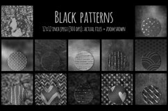 Black Textures Product Image 8