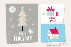 Happy Flat Holiday! Design Kit Product Image 6