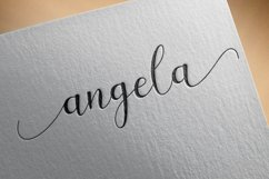 Gayla script Product Image 5