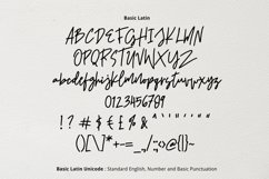 Signatura Font Product Image 2
