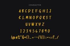 Kampung Brush Handwritten Font Product Image 6