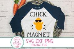 Chick Magnet SVG, Easter Boy SVG, Easter SVG,DXF, Funny Svg Product Image 1