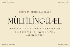 Lorean Font Family - Sans Serif Modern Style Product Image 6