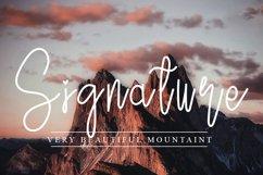 Epiphany | A Modern Handwritten Font Product Image 3
