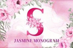 Jasmine Monogram Product Image 1