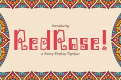Redrose Product Image 1