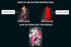 Poster Maker photoshop action Product Image 2