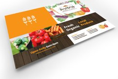 Farmers Market Flyer Template Product Image 4