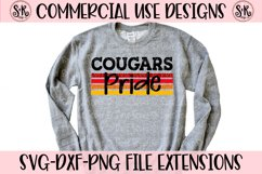 Cougars Pride SVG DXF PNG Product Image 1