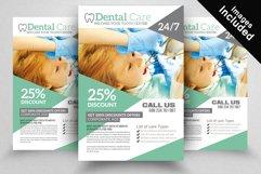 Medical Dental Flyer Templates Product Image 2