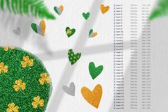 St.Patrick's Day pack. Part2 Sublimation backgrounds Product Image 3