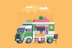Street Food Trucks and Vans Product Image 5