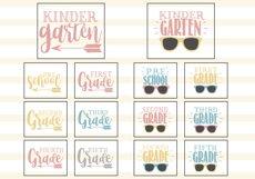 Back To School SVG Cut File Bundle Product Image 4