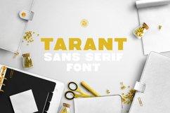 Tarant Font Product Image 2