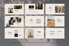 Felyn - Brand Guideline Keynote Presentation Template Product Image 2