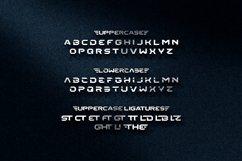 THE STARWILD - Futuristic Modern Font Product Image 6