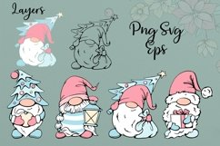 Christmas Gnome Product Image 4