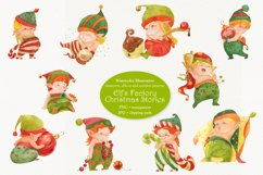 Elf's Factory Christmas Stories Product Image 1