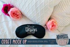 Sleep / eye mask Craft mock up  High Res JPEG Product Image 1