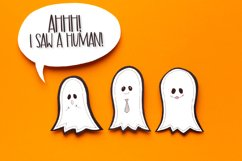 Scary Ghosts - A Spooky Marker Font Product Image 3