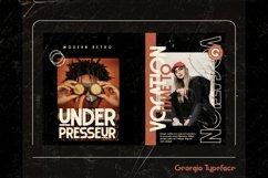 Georgio | Retro Typeface Product Image 4