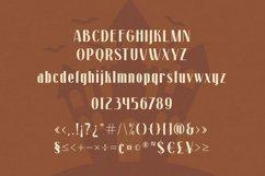 Withcher Beauty   Ligature Sans Typeface Product Image 4