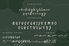Judthing Handbrush Typeface Product Image 2