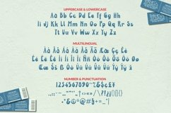 Web Font DES FORD Font Product Image 3