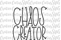 Chaos Creator SVG Product Image 1